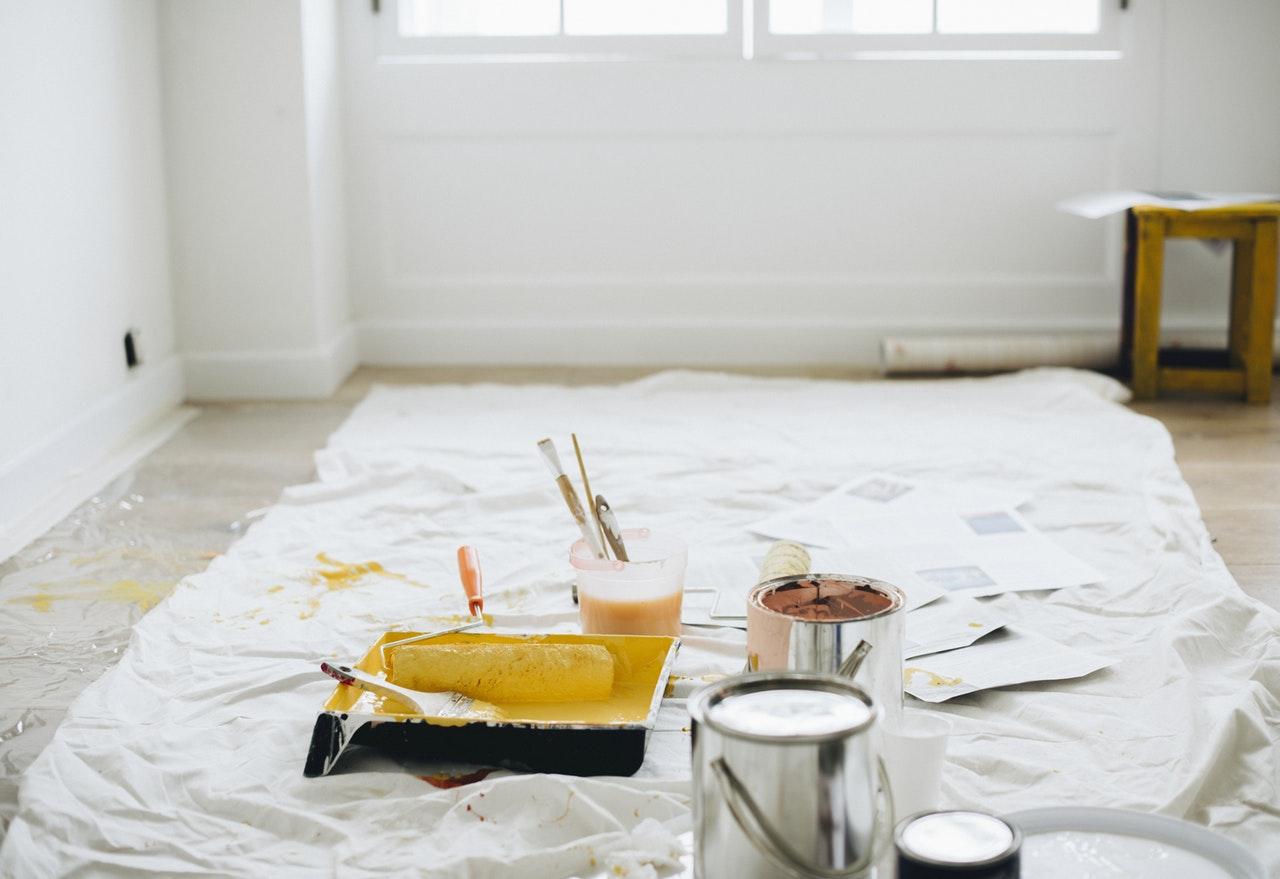 entrepreneurs en peinture